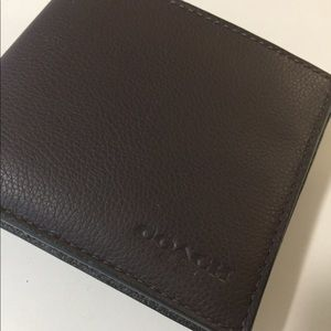 Coach Other - Men's wallet — Coach